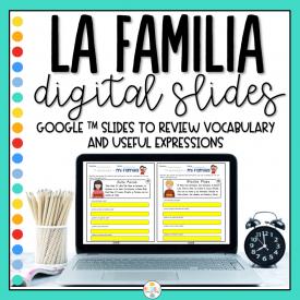 La Familia Google Slides